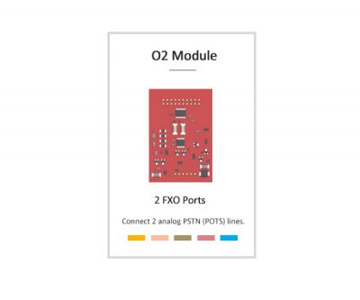 silnica doo-modul Yeastar_O2